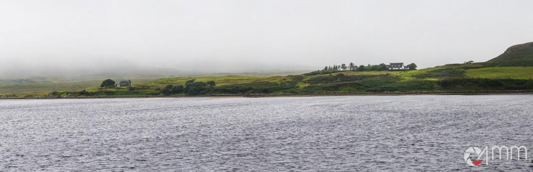 Paesaggio, isola di Skye