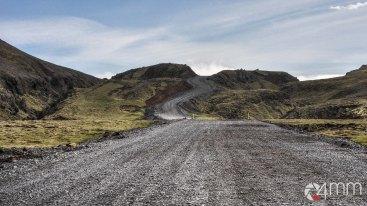 Verso l'Ejafjallajökull