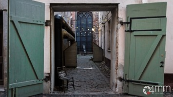 Il centro di Riga