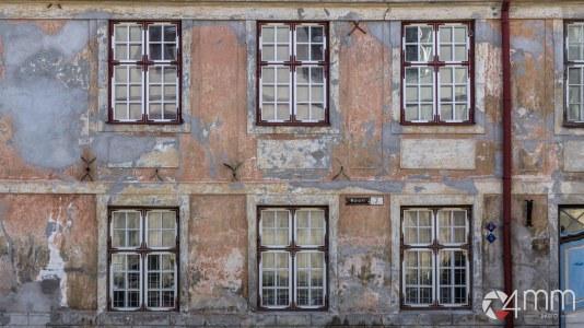 Edificio storico sul perimetro murario (Tallinn)